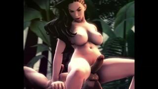 Porno 3d Futanari Shemale